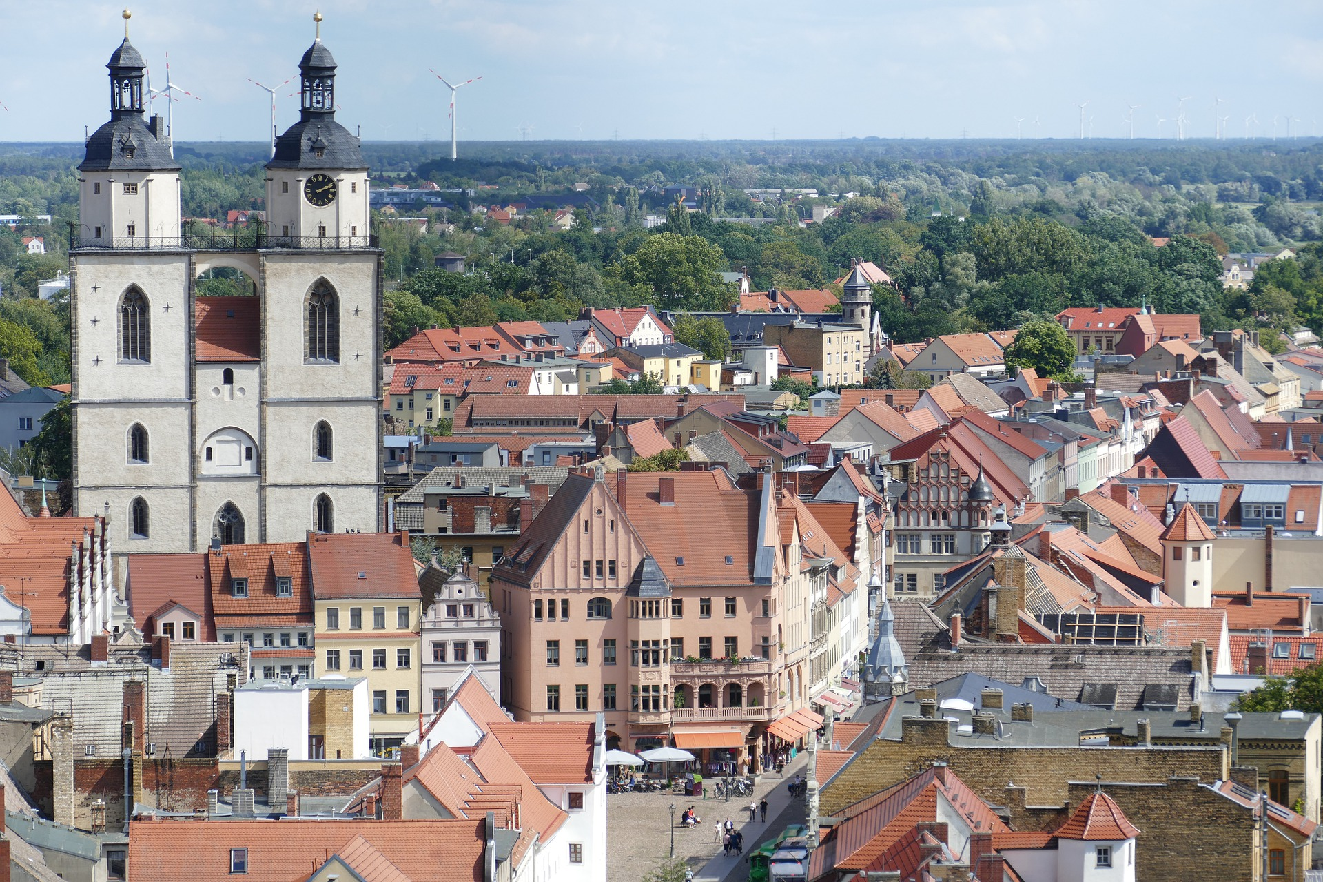 WBS in Magdeburg, Halle, Wittenberg und Dessau